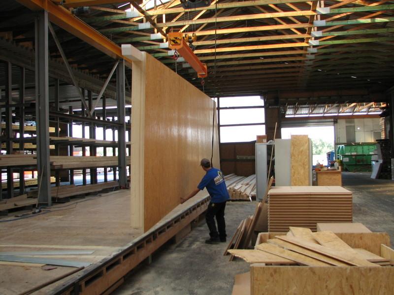 Holzbau Merz - Holzhausbau